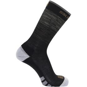 Salomon Predict Høje sokker, sort/grå